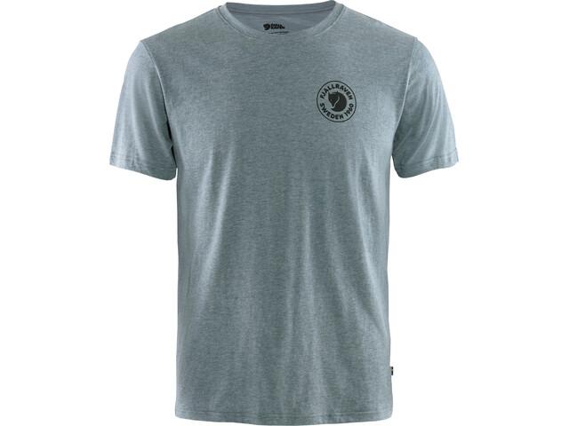 Fjällräven 1960 Logo Camiseta Hombre, azul